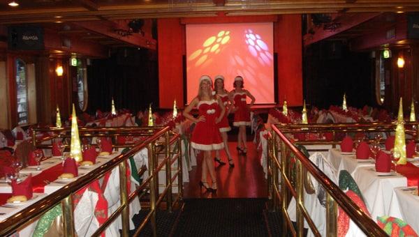 Sydney Showboat Christmas Party