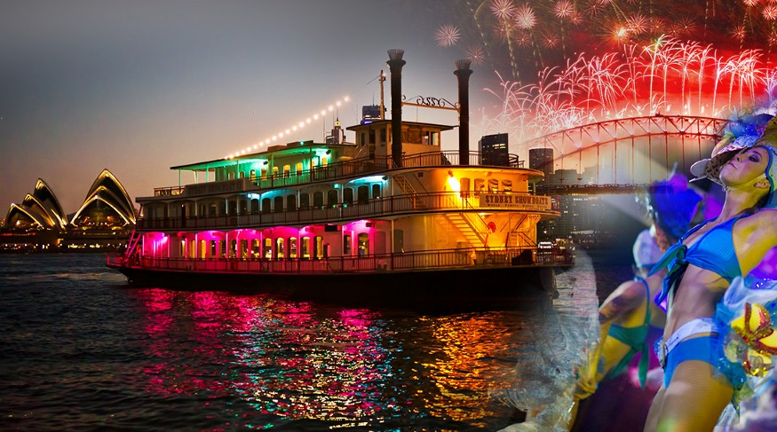 Sydney Showboat NYE Cruises