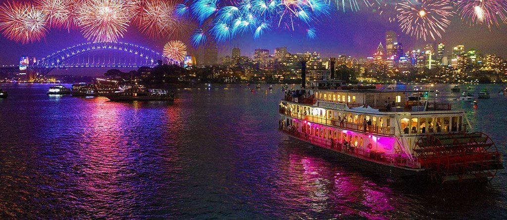 Safest New Year's Eve cruise in Sydney