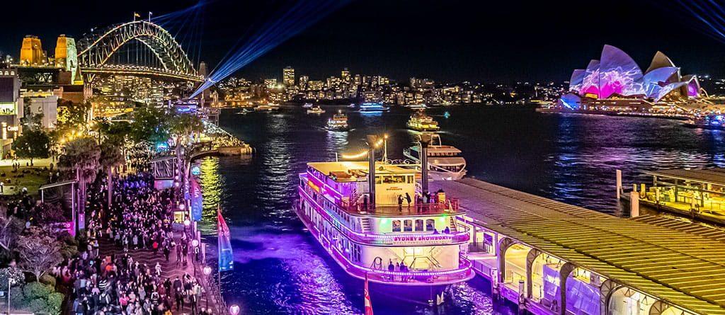 Vivid cruises